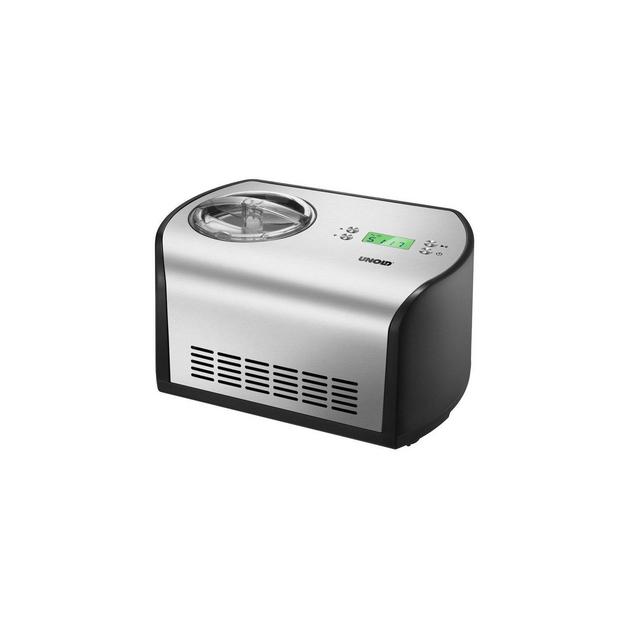 Unold Eismaschine One Volumen für 1.2 Liter Eiscreme