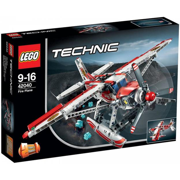 LEGO Technic Löschflugzeug