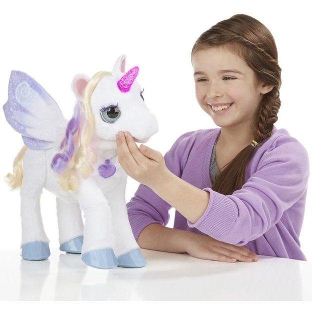 Hasbro FurReal Friends Einhorn Starlily