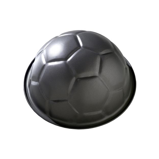 Moule à gâteau ballon de foot RBV Birkmann