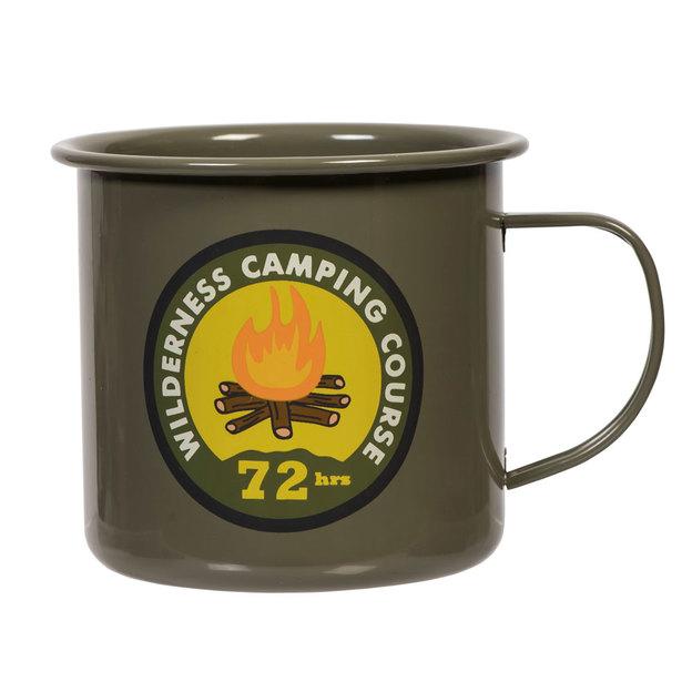 Wanderlust Tasse Wilderness Camping