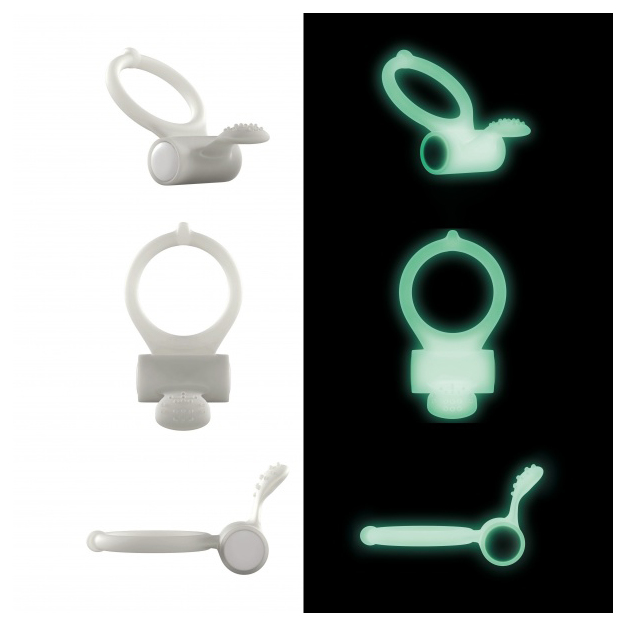 Penisring Power Clit Glow in the dark