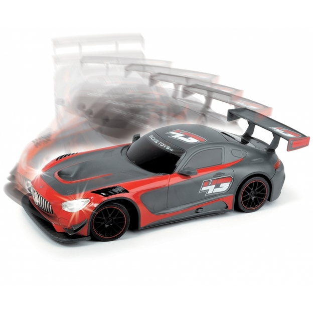 RC Mercedes-AMG mit Driftfunktion und Dampf