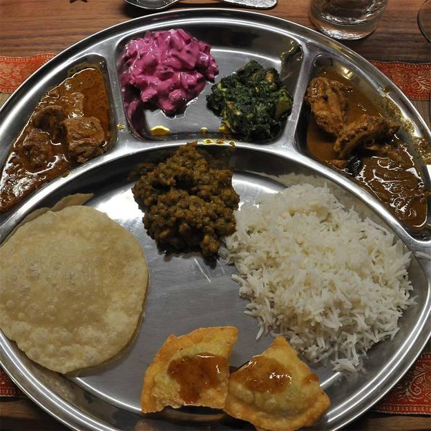 Indischer Kochkurs für 2 Personen