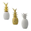 Deko Ananas aus Keramik von Bloomingville
