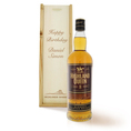 Personalisierbare Whisky-Flasche Highland Queen Scotch