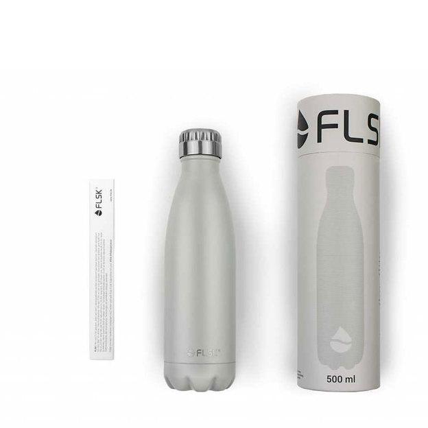 Isolier- und Thermoflasche FLSK