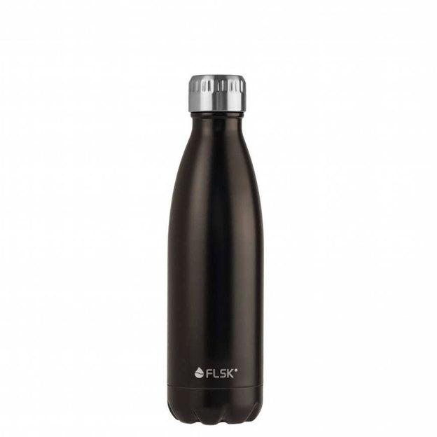 Isolierflasche FLSK Black