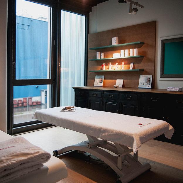 Deluxe Entspannungsmassage in Zürich