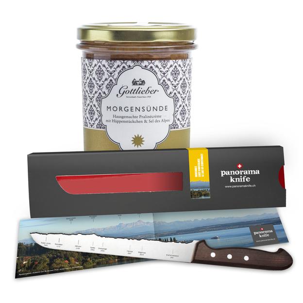 Gottlieber Geschenkset Panorama Knife