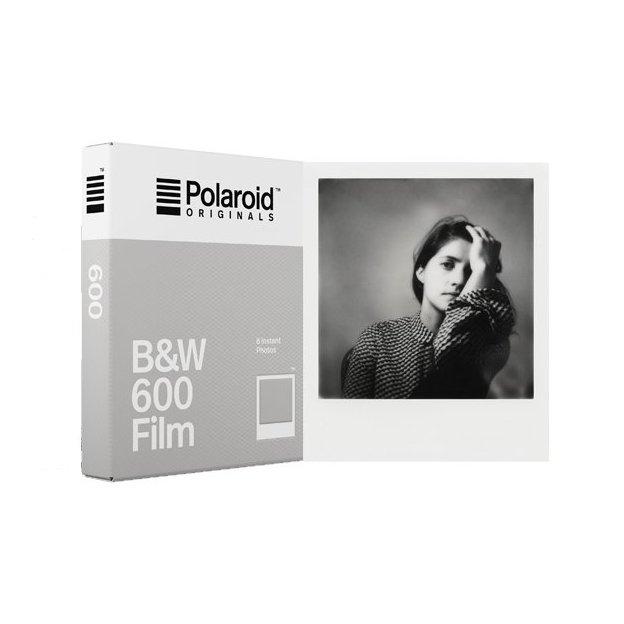 Polaroid Black&White Film für Polaroid Instant 600