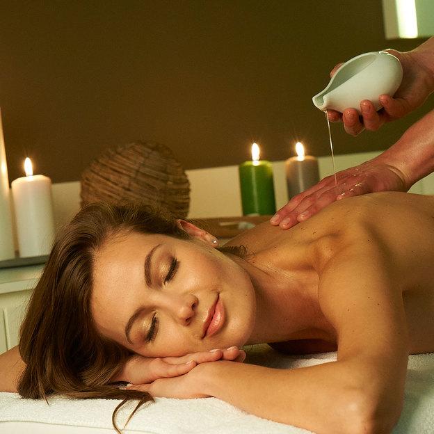 Journée spa et massage au Tessin