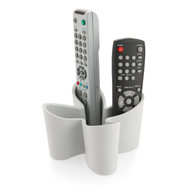 Cozy Remote Control Tidy grey