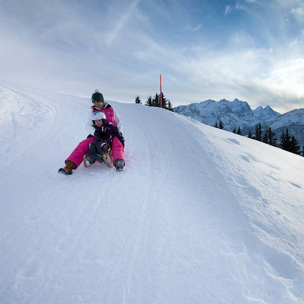 Heli Rundflug mit Skipass & Übernachtung