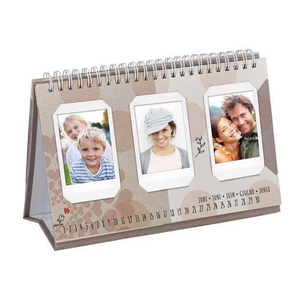 Instax Mini Tischkalender