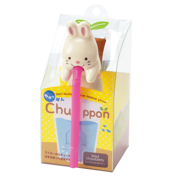 Chuppon Häschen - wild Strawberry
