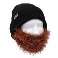 Bonnet avec fausse barbe intégrée 2 Bushy