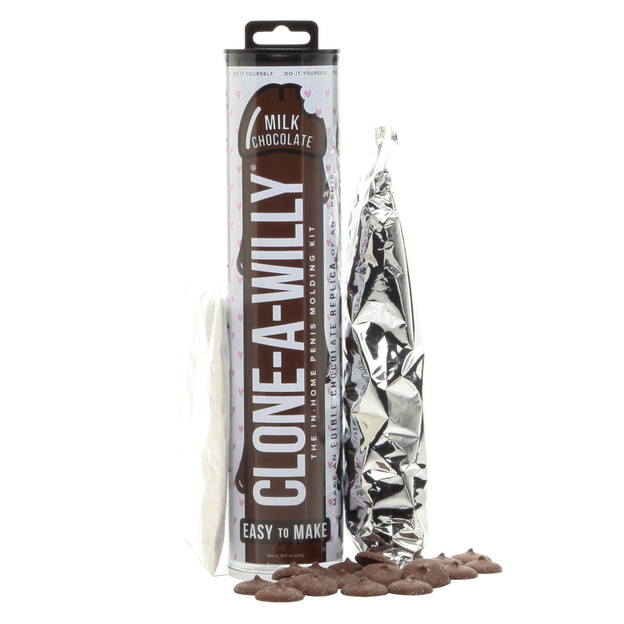 Schokoladen Penis Kit Clone A Willy