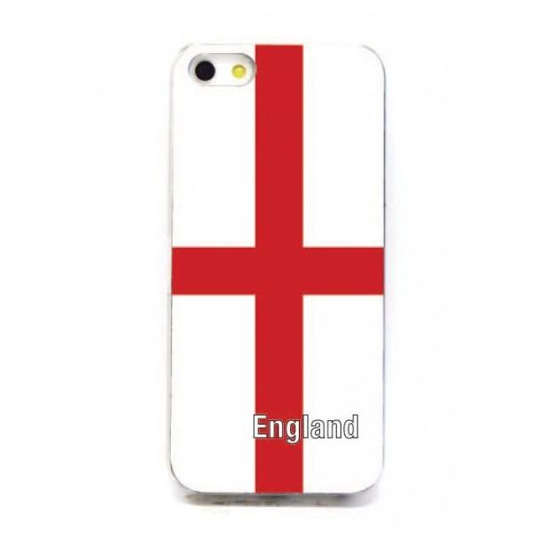 LED Länder iPhone 5/5S Schutzhülle England