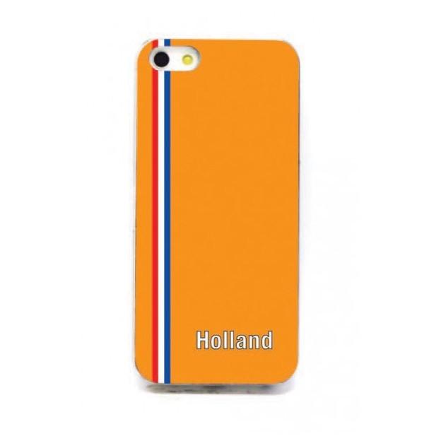 LED Länder iPhone 5/5S Schutzhülle Holland