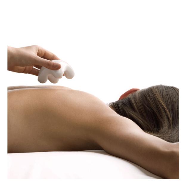 Massagegerät Contour aus Keramik von Jimmyjane