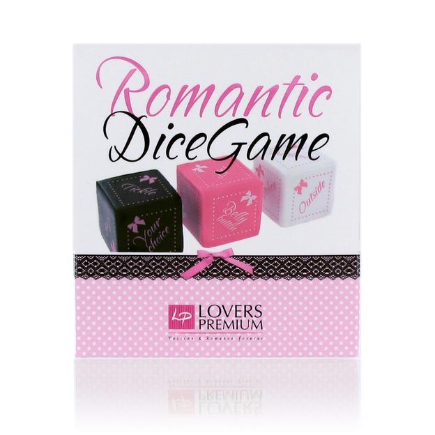 Würfelspiel Romantik