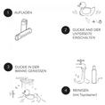 Auflegevibrator I Rub My Duckie von Big Teaze Toys
