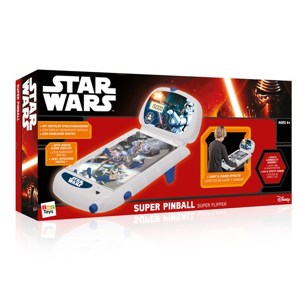 Star Wars Flipper de table