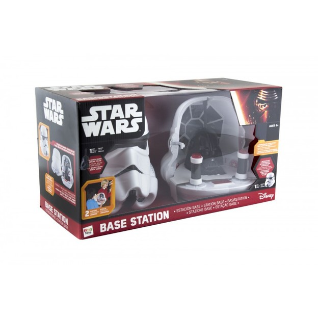 Star Wars Basis-Station mit Walkie Talkie