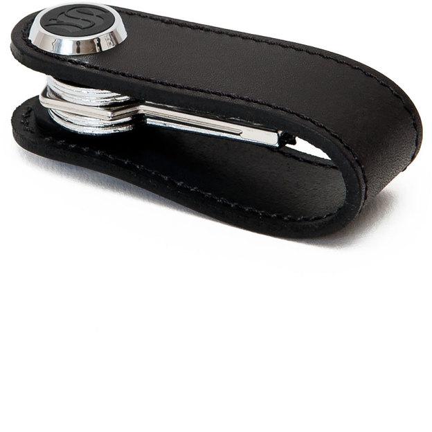 Porte-clés S-Key classic noir