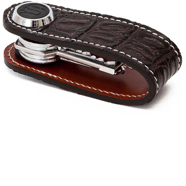 Porte-clés S-Key premium croco