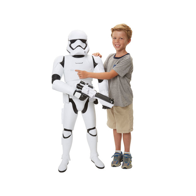 Figurine Star Wars XXL 120 cm avec effets sonores