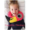Coussin chauffant donut ou flamant rose