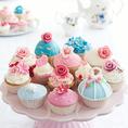 Cupcakes Grundkurs in Zürich oder Bern