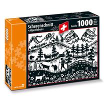 Puzzle «La campagne suisse» 1000 pcs