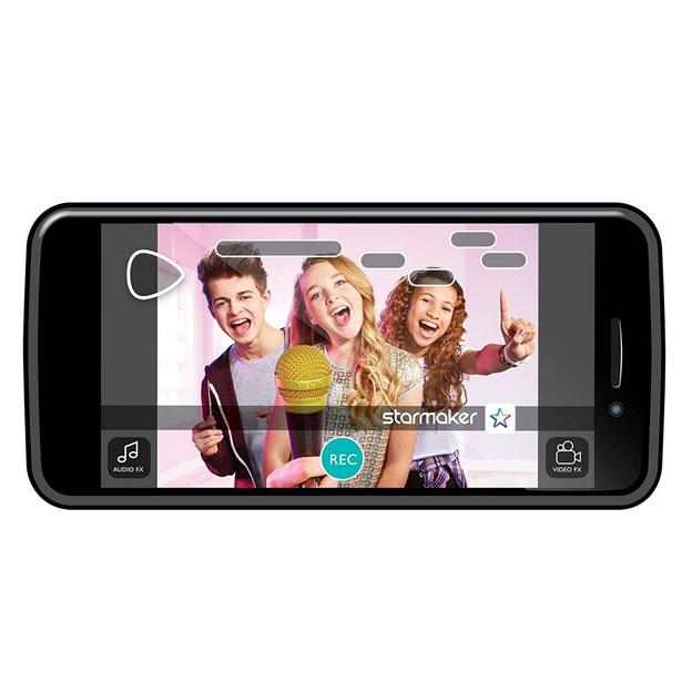 Selfie Mic - eigene Musik-Videos erstellen