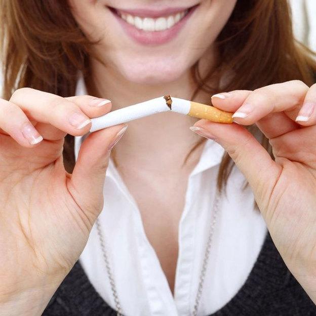 Raucherentwöhnung mit BioLASER-Akupunktur