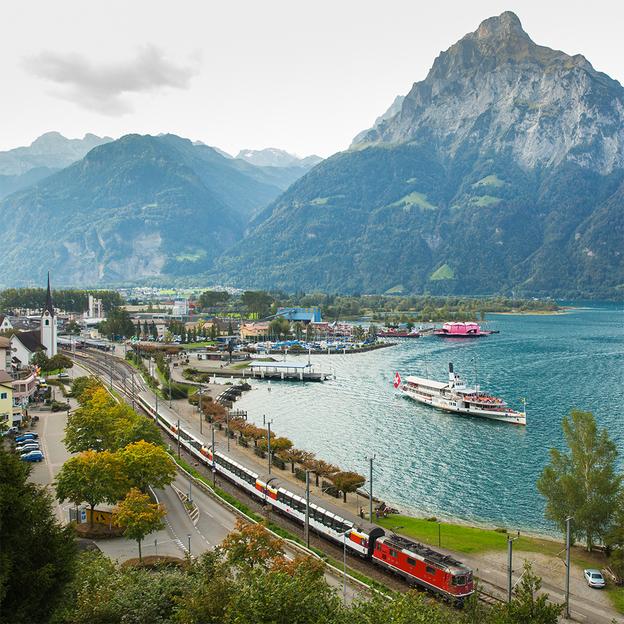 Gotthard Panoramaexpress (2 Tage / 1 Nacht)