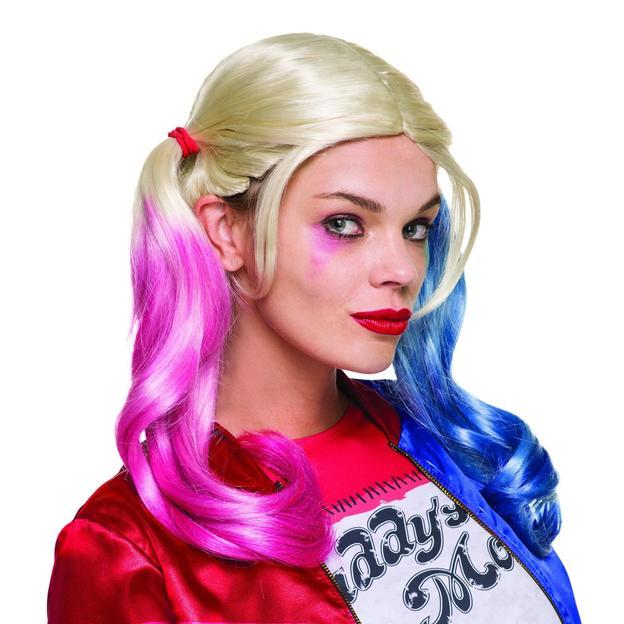 Suicide Squad perruque Harley Quinn