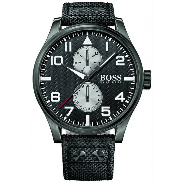Hugo Boss Herrenuhr 1513086