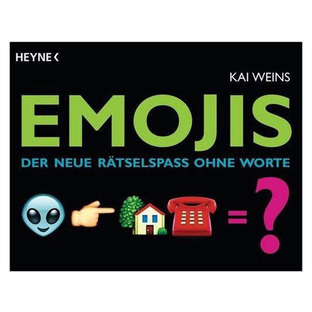 Emojis - der Rätselspass ohne Worte