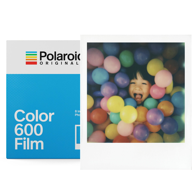 Films Polaroid Color pour Polaroid Instant 600