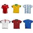 Personalisierbares Fussball-Shirt für Kinder