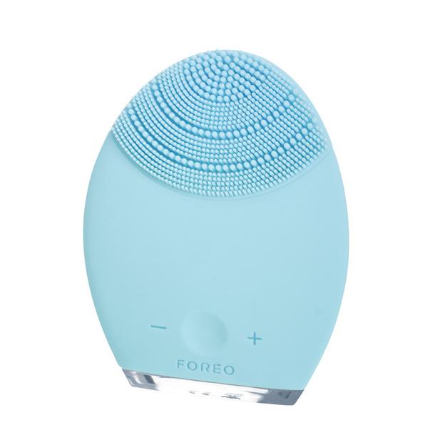 Foreo Gesichtsreinigungsbürste LUNA für Mischhaut - Blau