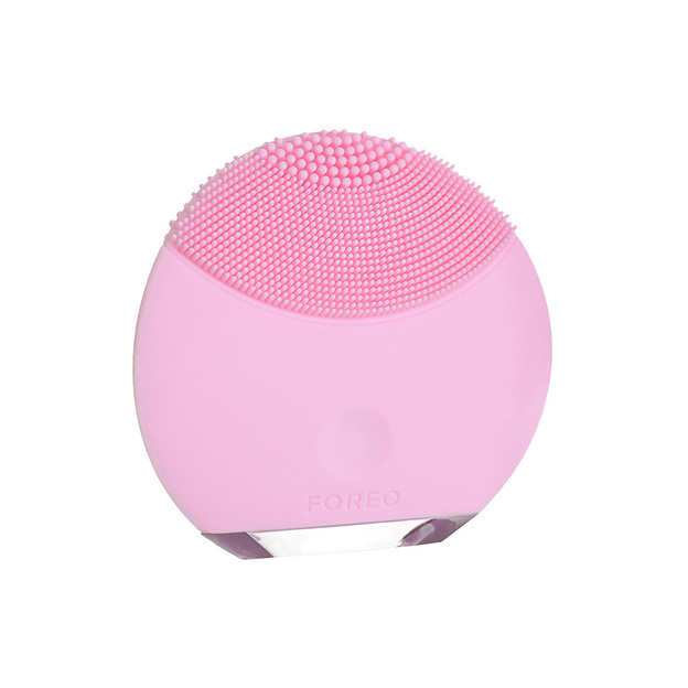 Gesichtsreinigungsbürste Foreo Luna mini Petal Pink