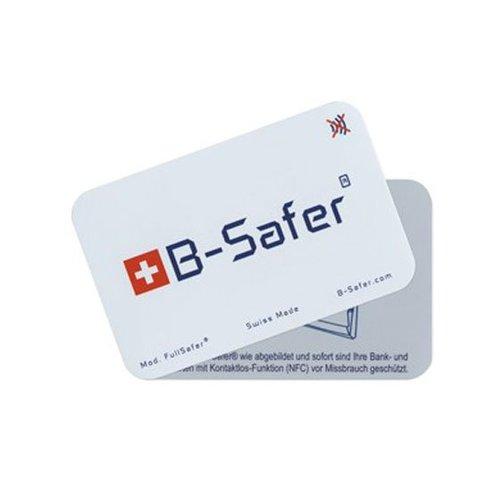 Image of B-Safer Format Kreditkarte