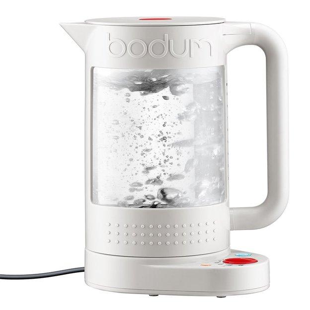 Wasserkocher Bistro weiss