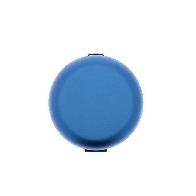 Personalisierbare Münzbox Ögon blau