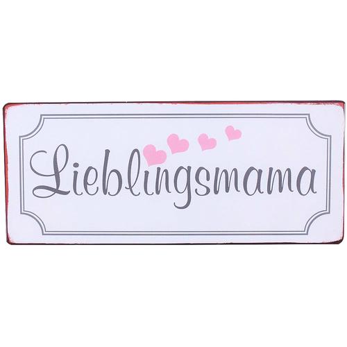 Image of Blechschild Lieblingsmama