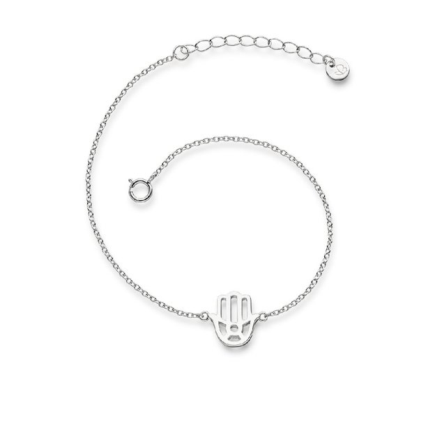 Armband Fatimas Hand Sterling Silber